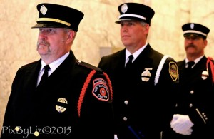 2015 Washington State Fallen Firefighter Memorial Service